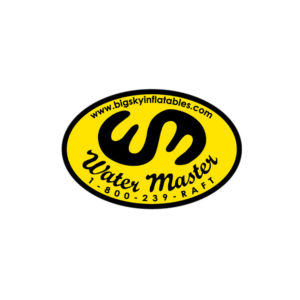 Water Master Vinyl Sticker