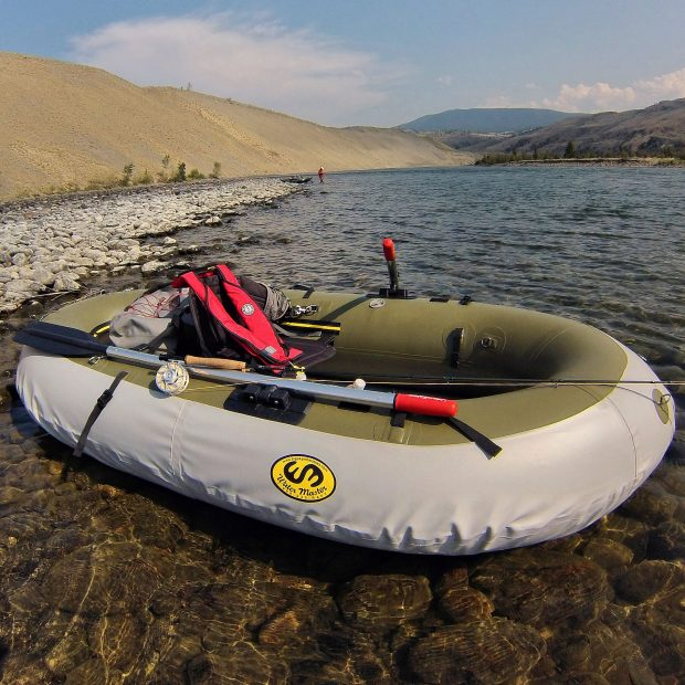 Attachable Boat Bottom Water Master