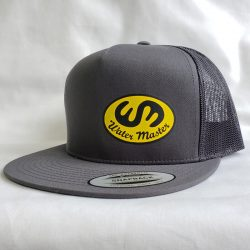 WM Flat Bill Snap Back Trucker Hat
