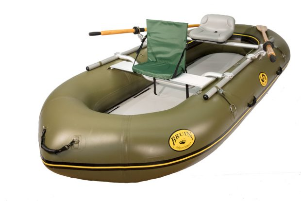 Water Master Bruin Two Man Raft - Rowers Package