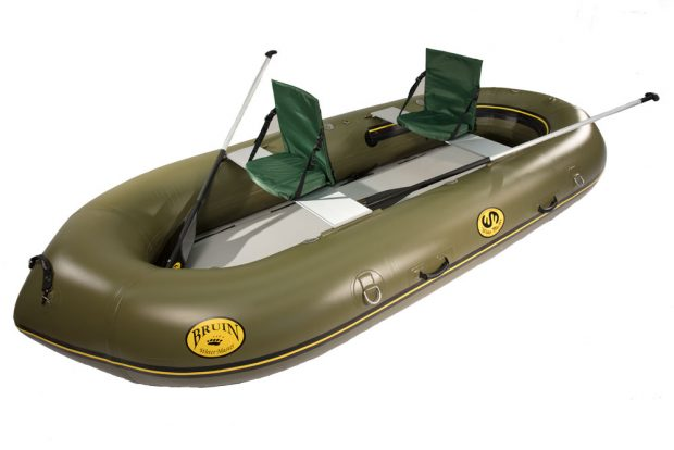 Water Master Bruin Two Man Raft - Standard Package