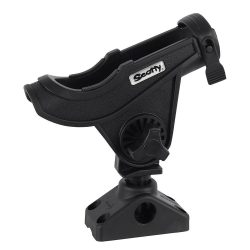 Scotty Bait Caster/Spey Rod Holder with ClampIT Mount