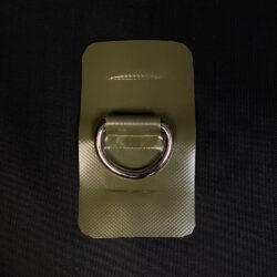 Rectangular D-Ring Patch