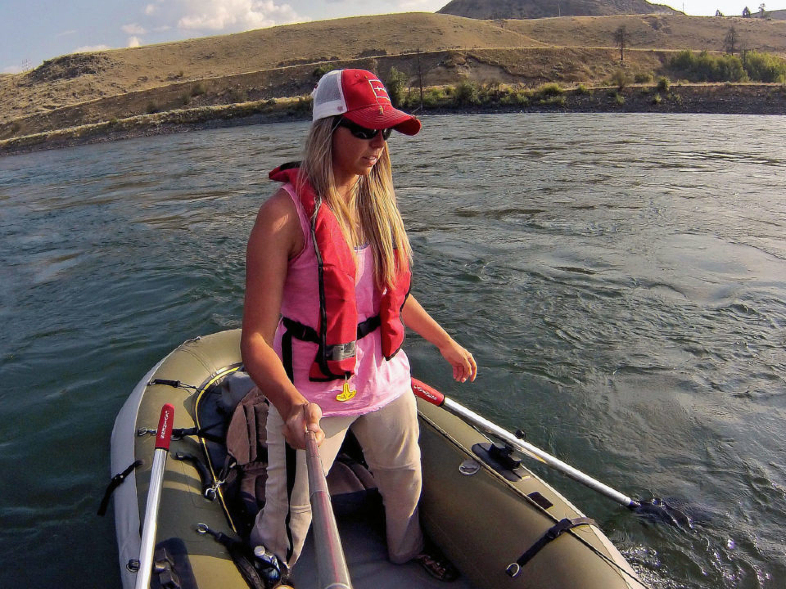 Fly Fishing Inflatable Rafts & Boats - Water Master