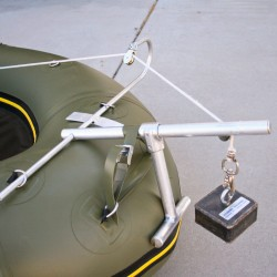 Heavy Duty Packable Anchor System